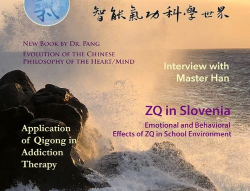New issue of Zhineng Qigong Science Worldwide Magazine now available