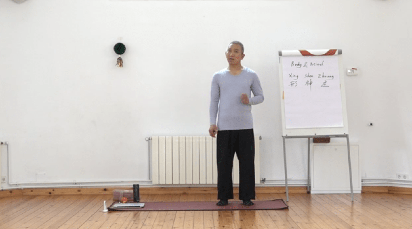 Master Liu Webinar
