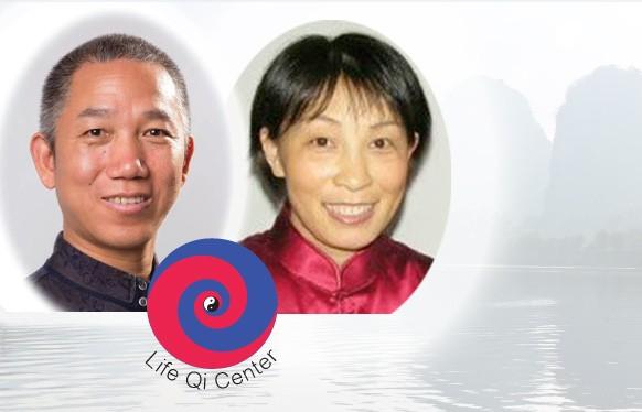 Master Liu and Master Xue