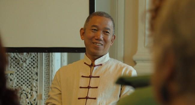 Master Liu in Slovenia